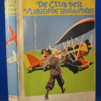 De club der vliegende Hollanders