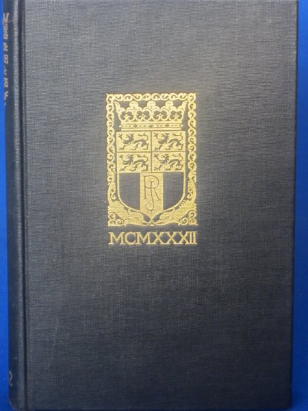 Rotterdamsch jaarboekje 1932