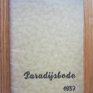Paradijsbode 1937