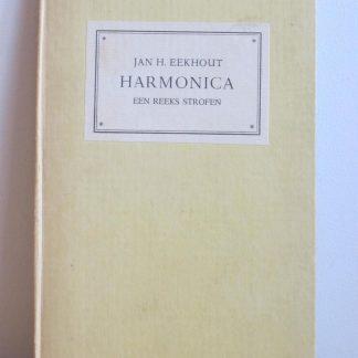 Harmonica een reeks strofen