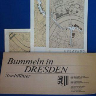 Bummeln in Dresden. Stadführer