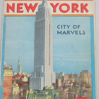 New York city of Marvels