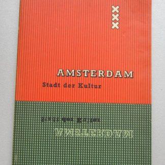 Amsterdam - Stadt der kultur