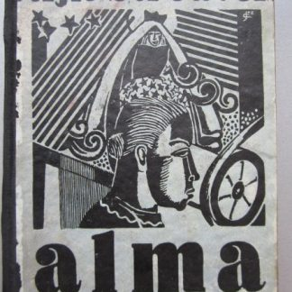 Alma met de vlassen haren