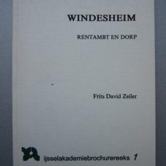 Windesheim. Rentambt en dorp