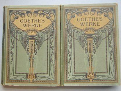 Goethes Meisterwerke