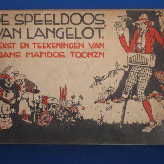 De Speeldoos van Langelot