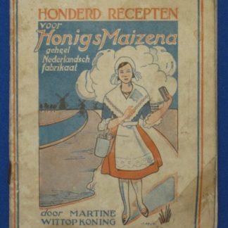 Honderd recepten voor Honing's Maizena