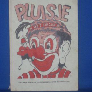 Pluisje in het circus