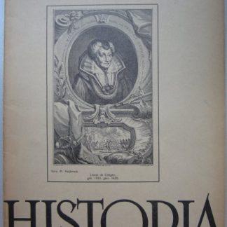 HISTORIA  maandschrift voor geschiedenis en kunstgeschiedenis 1938