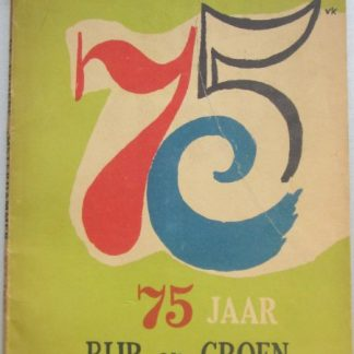 De Groene Amsterdammer - 75 jaar Rijp en Groen