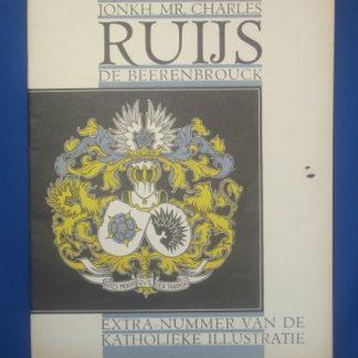 In memoriam zijne excellentie Jonkh. Mr Charles Ruys De Beerenbrouck