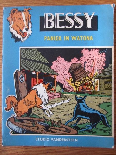 Bessy paniek in Watona. 51