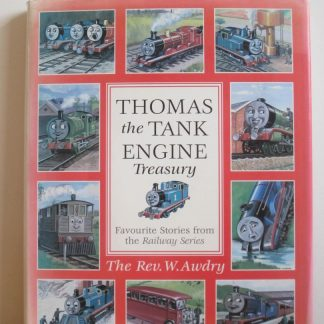 Thomas the tank engine treasury