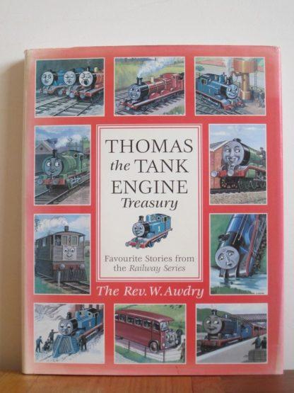 Thomas the tank engine treasury