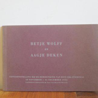 Betje Wolf en Aagje Deken